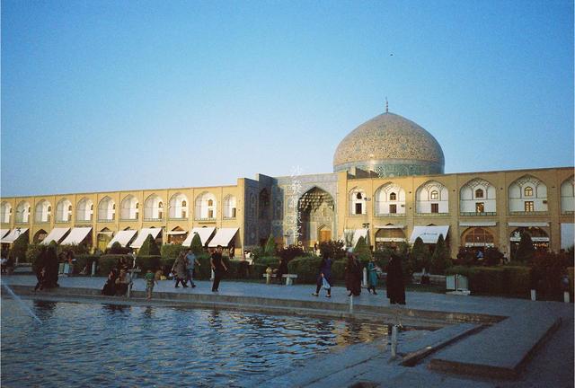 女孩的伊朗背包旅行 [底片分享1]-爱哪哪去旅行分享网